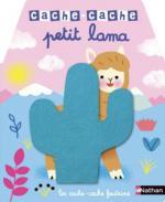 Cache-cache petit lama