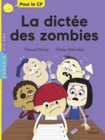 La dictee des zombies