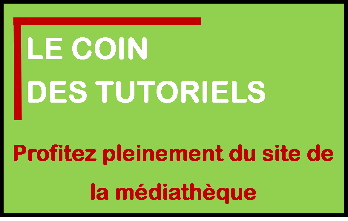 coin des tutos